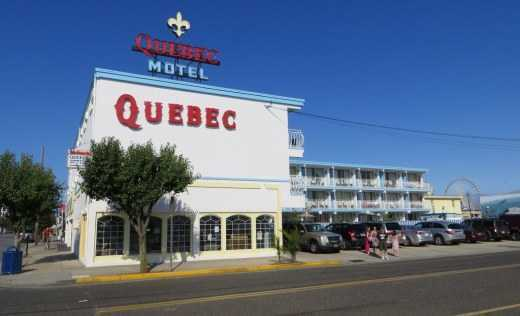 Quebec Motel By-The-Sea - 2